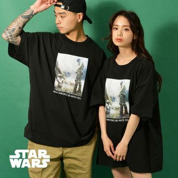STARWARS CINEMA フォトプリント Tシャツ ユニセックス 映画 シネマ BIGサイズ