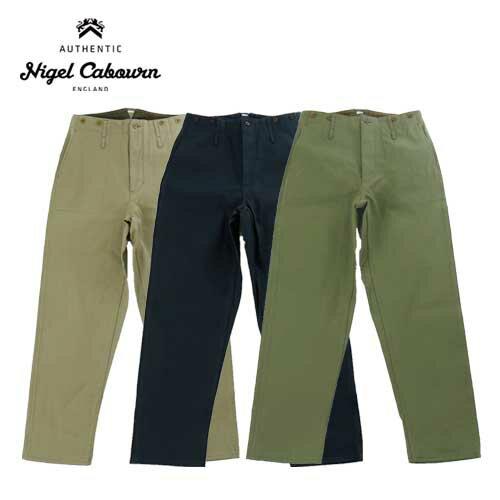 メンズファッション, ズボン・パンツ Nigel Cabourn UTILITY PANT(VINTAGE TWILL) 80390050000 M51