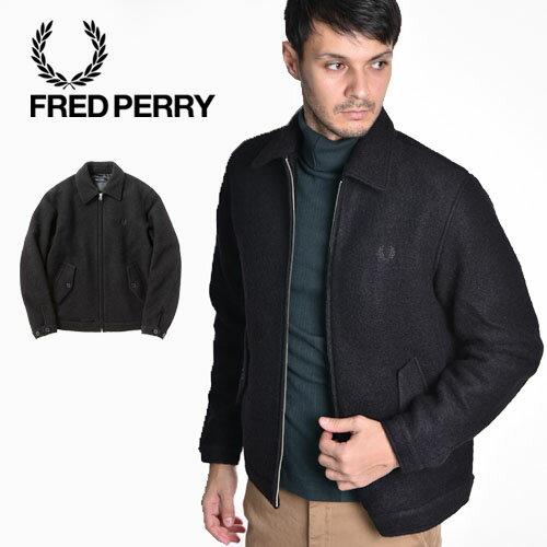メンズファッション, コート・ジャケット FRED PERRY CABAN JACKET F26062019aw