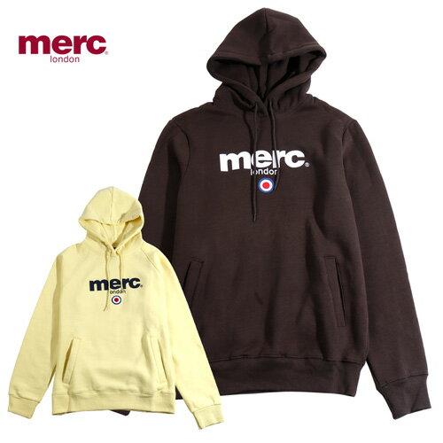 merc london/メルクロンドン mercロゴ パーカー1804219