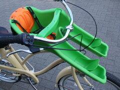 組立て済みビーチクルーザー子供乗せ iBert アイバート・セーフティ・シート(safe-T-seat)写...