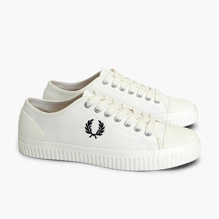 メンズ靴, スニーカー FRED PERRY HUGHES LOW CVS B8108 760 2021