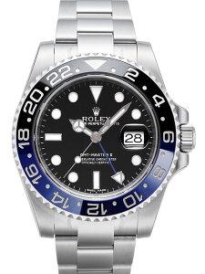 ロレックス ROLEX GMTマスターII / Ref.116710BLNR 【新品】【腕時計】【メンズ】【送料無料】