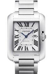 【新品】【カルティエ Cartier】【タンク アングレーズ MM】【腕時計】【メンズ】【送料無料】...