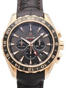 【新品】【オメガ】【シーマスター アクアテラ GMT クロノグラフ】【腕時計】【メンズ】【送料...