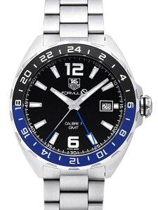 タグ・ホイヤー フォーミュラー1 キャリバー7 GMT / Ref.WAZ211A.BA0875 【新品】【腕時計】【メンズ】【送料無料】