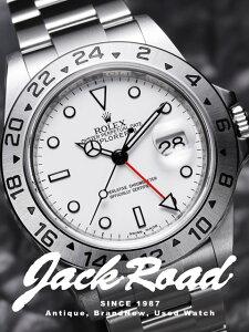 ロレックス エクスプローラーII 16570 ROLEX ExplorerII 【新品】【腕時計】【メンズ】【...