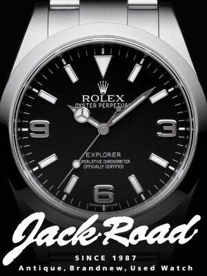 ロレックス(ROLEX) 【新品】【腕時計】【メンズ】【送料無料】ロレックス ROLEX エクスプローラ...