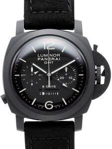 【新品】【パネライ】【ルミノール1950 8デイズ GMTクロノグラフ モノプルサンテ】【腕時計】【...