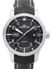 【新品】【フォルティス】【F-43 フリーガー ビッグデイデイト】【腕時計】【メンズ】【送料無...