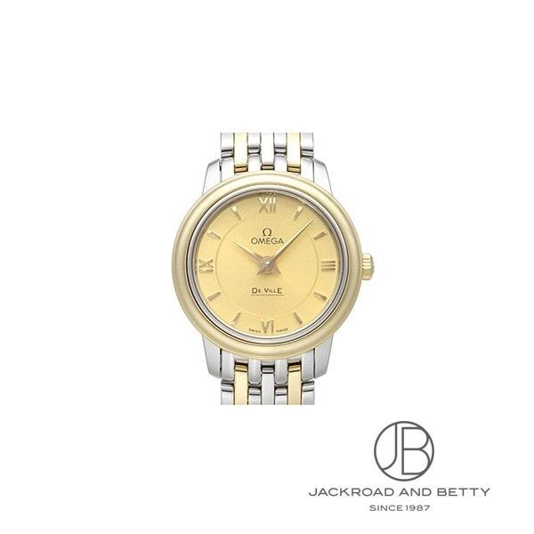 オメガ OMEGA デ・ヴィル 424.20.24.60.08.001 新品 時計 レディース
