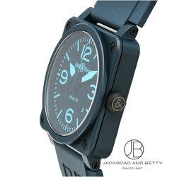 ベル&ロスBR03-92ブルーセラミック/Ref.BR03-92BLUEC-R【新品】【腕時計】【メンズ】【送料無料】