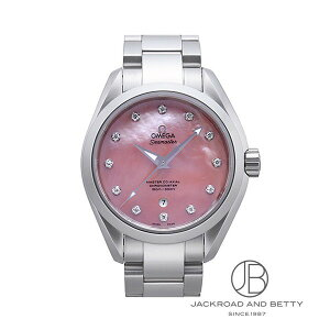 Omega OMEGA Seamaster Co-Axial Aqua Terra Chronometer 231.10.34.20.57.003 New Watch Boys