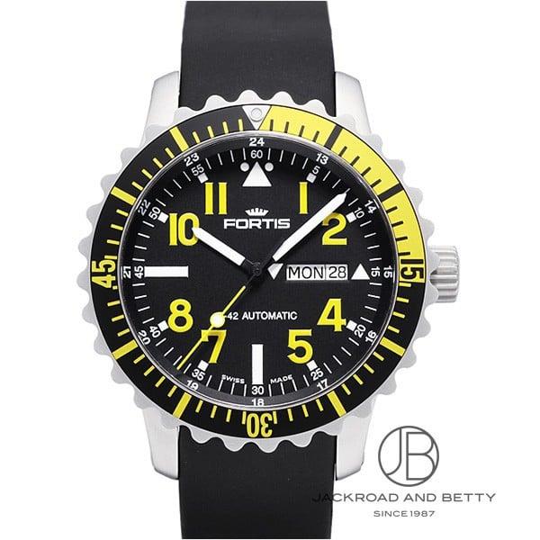 フォルティス FORTIS B-42 マリンマスター デイデイト 670.24.14K 新品 時計 メンズ