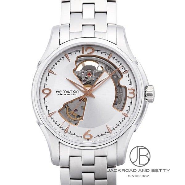 ハミルトン HAMILTON ジャズマスター オープンハート H32565155 【新品】 時計 メンズ:ジャックロード 【腕時計専門店】