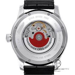 オリスアートリエスモールセコンドポインターデイト/Ref.74476654054D【新品】【腕時計】【メンズ】【送料無料】