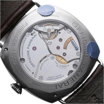 パネライ PANERAI ラジオミール 8デイズ チタニオ PAM00346 【新品】 時計 メンズ