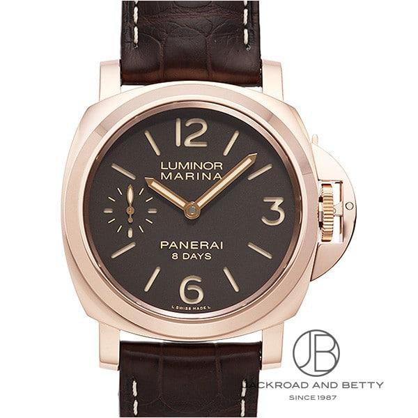 パネライ PANERAI ルミノール マリーナ 8デイズ オロロッソ PAM00511 【新品】 時計 メンズ