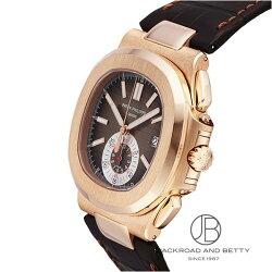 パテック・フィリップノーチラスクロノグラフ/Ref.5980R-001【新品】【腕時計】【メンズ】【送料無料】