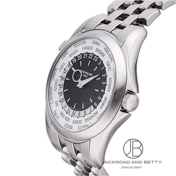 パテック・フィリップ PATEK PHILIPPE ワールドタイム 5130/1G-011 【新品】 時計 メンズ