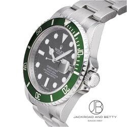 ロレックス ROLEX グリーンサブマリーナデイト 16610LV 【新品】 【腕時計】 【送料無料】 【メンズ】