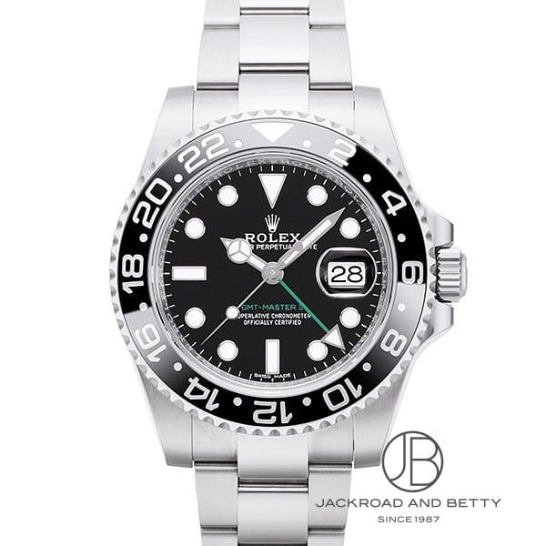 ロレックス ROLEX GMTマスターII 116710LN 【新品】 時計 メンズ