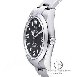 ロレックスROLEXエクスプローラー214270新品時計[メンズ]