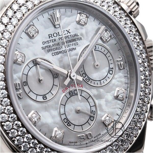 ロレックス ROLEX コスモグラフ デイトナ 116589RBR 【新品】 時計 メンズ