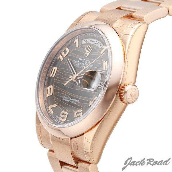 ロレックス ROLEX デイデイト 118205F 【新品】 時計 メンズ