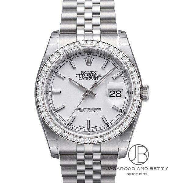 ロレックス ROLEX デイトジャスト ダイヤモンドベゼル 116244 【新品】 時計 メンズ