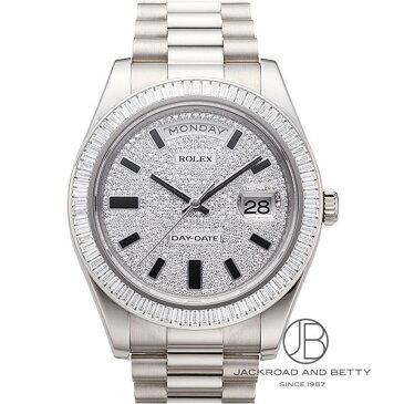 ロレックス ROLEX デイデイトII 218399BR 【新品】 時計 メンズ