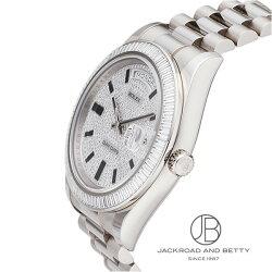 ロレックスデイデイトII/Ref.218399BR【新品】【腕時計】【メンズ】【送料無料】