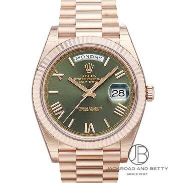 ロレックス ROLEX デイデイト 40 228235 新品 時計 メンズ