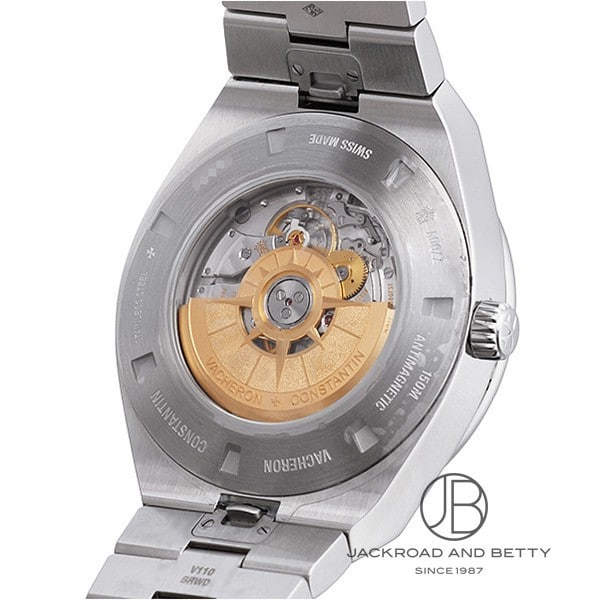 ヴァシュロン コンスタンタン Vacheron Constantin オーバーシーズ ワールドタイム 7700V/110A-B172 【新品】 時計 メンズ