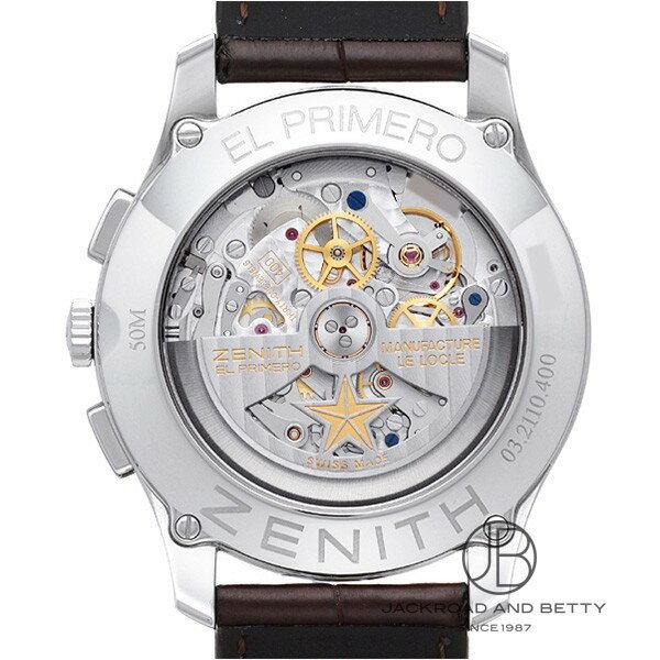 ゼニス ZENITH キャプテン エル・プリメロ 03.2110.400/75.C498 新品 時計 メンズ