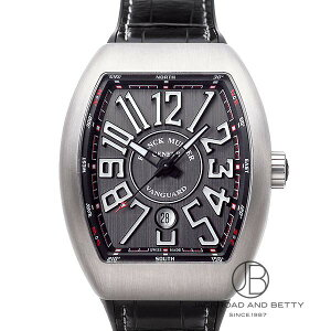フランク・ミュラー FRANCK MULLER ヴァンガード V45SCDTTTBRNR 新品 時計 メンズ
