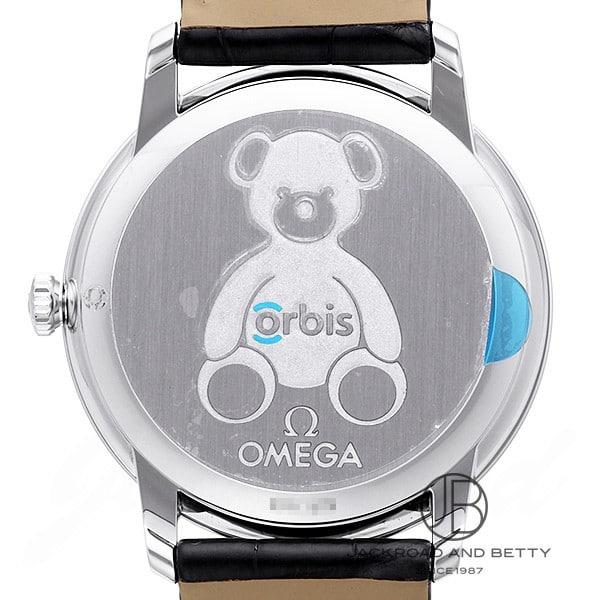 オメガ OMEGA デ・ヴィル プレステージ コーアクシャル オービス 424.13.40.20.03.003 新品 時計 メンズ