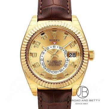 ロレックス ROLEX スカイドゥエラー 326138 新品 時計 メンズ
