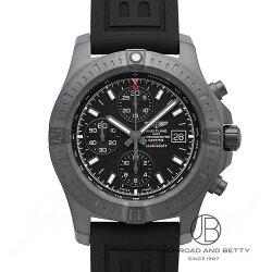 ブライトリングBREITLINGコルトクロノグラフオートマティックブラックスティールM181B01VPB【新品】時計メンズ