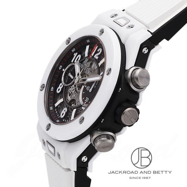 ウブロ HUBLOT ビッグバン ウニコ ホワイトセラミック 411.HX.1170.RX 新品 時計 メンズ