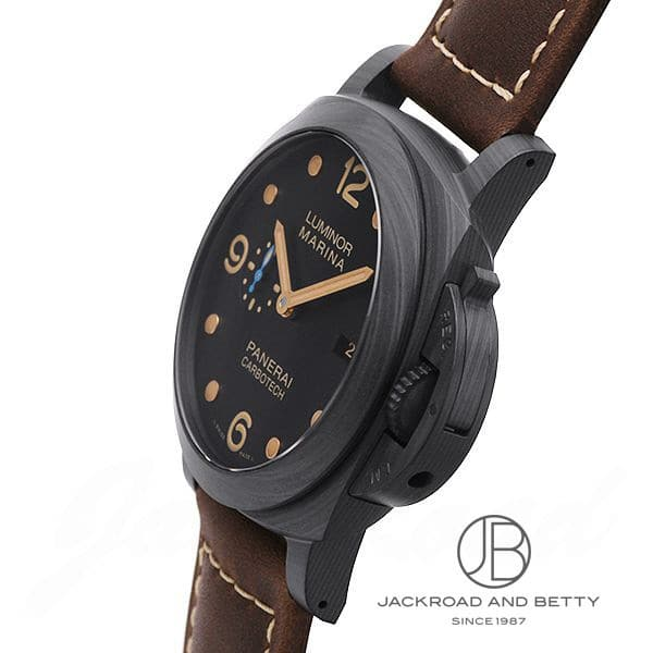 パネライ PANERAI ルミノールマリーナ 1950 カーボテック 3デイズ オートマティック PAM00661 新品 時計 メンズ