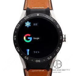 タグ・ホイヤーTAGHEUERコネクテッドウォッチSAR8A80.FT6070【新品】時計メンズ