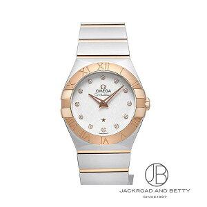 欧米茄OMEGA Constellation Blush Quartz 123.20.27.60.52.002 New Watch Ladies