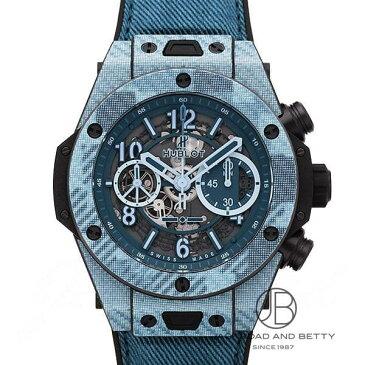 ウブロ HUBLOT ビッグバン ウニコ イタリア インデペンデント ブルー カムフラージュ リミテッド 411.YL.5190.NR.ITI16 【新品】 時計 メンズ