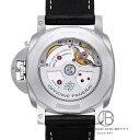 パネライ PANERAI ルミノール 1950 3デイズGMT パワーリザーブ アッチャイオ PAM01321 新品 時計 メンズ 3