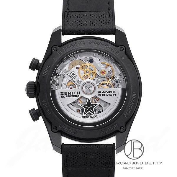 ゼニス ZENITH クロノマスター エル・プリメロ レンジローバー リミテッド 24.2042.400/27.R799 新品 時計 メンズ