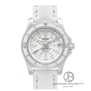 Breitling BREITLING Super Ocean 2 36 A162A75HBA New watch Ladies