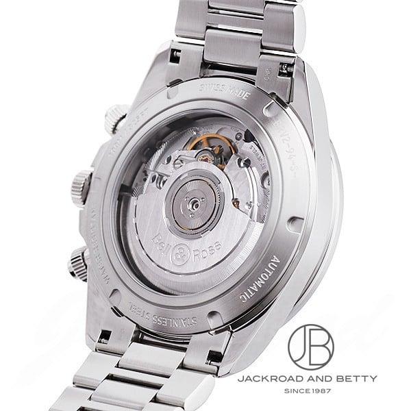 ベル&ロス BELL&ROSS ヴィンテージ BRV2-94 ブラックスティール BRV294-BL-ST/SST 新品 時計 メンズ