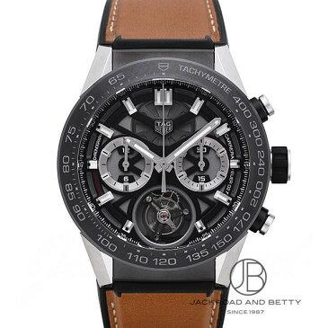 タグ・ホイヤー TAG HEUER カレラ キャリバー ホイヤー02T フライング トゥールビヨン CAR5A8Y.FT6072 新品 時計 メンズ
