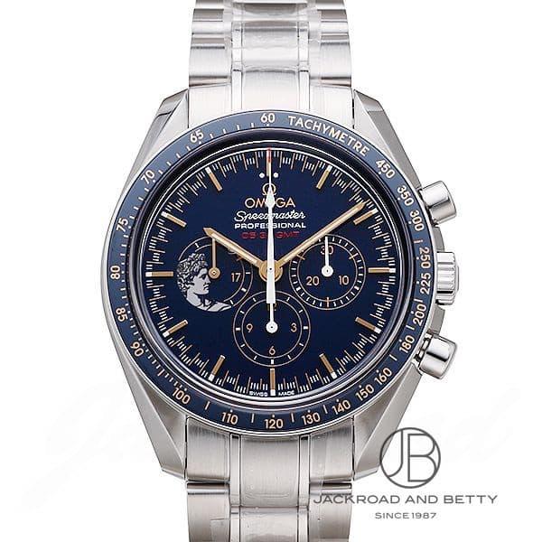 オメガ OMEGA スピードマスター プロフェッショナル アポロ17号 月面着陸45周年記念限定 311.30.42.30.03.001 新品 時計 メンズ